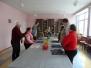 Edukacinė programa Alytaus kraštotyyros muziejuje (popieriaus gamyba )