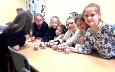 Smėlio terapija vaikų dienos centre