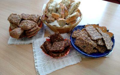 Minime duonos dieną