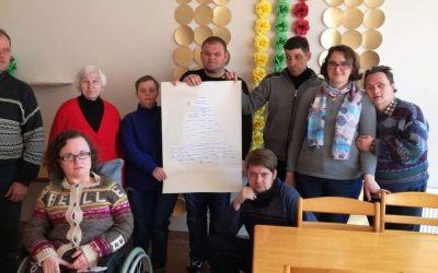 Pasaulinė sveikatos diena Alytaus socialinių paslaugų centre