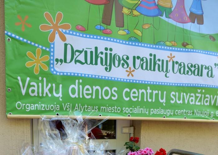 """IEŠKOME SAVANORIŲ ! Alytaus regiono vaikų dienos centrų suvažiavimui """" Dzūkijos vaikų vasara"""""""