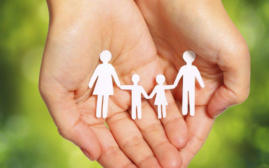 Paramos šeimai padalinys, pagalba šeimoms visose gyvenimo situacijose