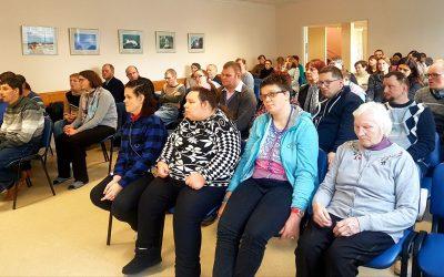 Neįgaliųjų žmonių dienos paminėjimas Socialinių paslaugų centre