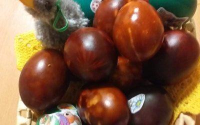 Velykų Bobutė aplankė VšĮ Alytaus miesto socialinių paslaugų centre gyvenančias šeimas